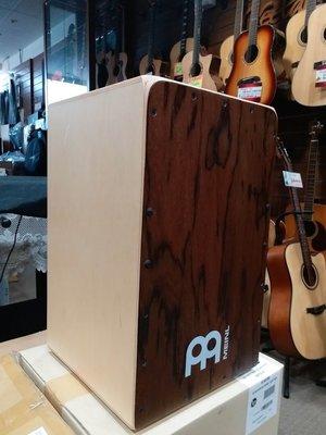 [魔立樂器 高雄] 德國Meinl木箱鼓 SC100DE 歐洲製Cajon 小鼓響線 超低優惠價 總代理保固