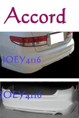 HONDA 03 ACCORD K11 無限 MUGEN 保桿套件(另有中包套件)