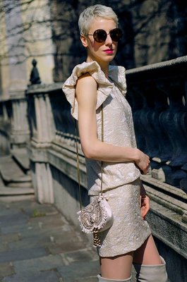 Meico Fashion 美可時尚 H&M Conscious Exclusive系列 限量 造型上衣 Sale~