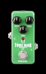 【金聲樂器】NUX Tube Man Overdrive 效果器 Tube Screamer BOOST 台北市