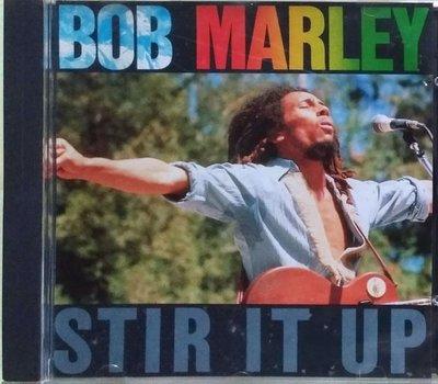 《絕版專賣》Bob Marley 巴布馬利 / Stir It Up (歐版.無IFPI)