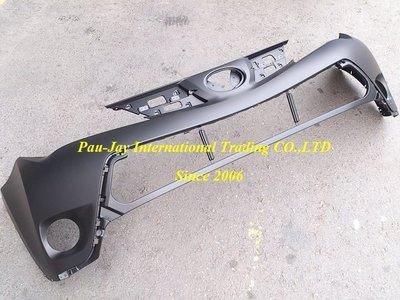 ※ 寶捷國際 ※ 13 14 15 TOYOTA RAV4 RAV-4 原廠式樣 前保桿-上段 台灣製造
