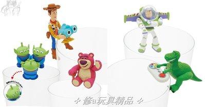 ✤ 修a玩具精品 ✤ ☾日本盒玩☽ 杯緣子 玩具總動員 公仔 全5款 優惠特價中