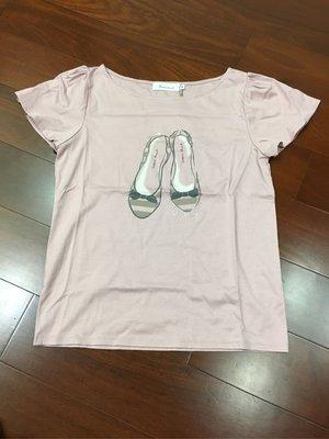 日本品牌 Couture brooch 2018  春夏新品條紋短袖上衣『現貨』