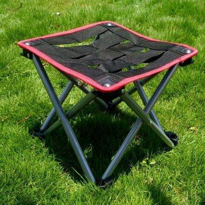 迷你小馬扎戶外摺疊椅矮凳子成人板凳超輕露營釣魚椅便攜式小椅子WD
