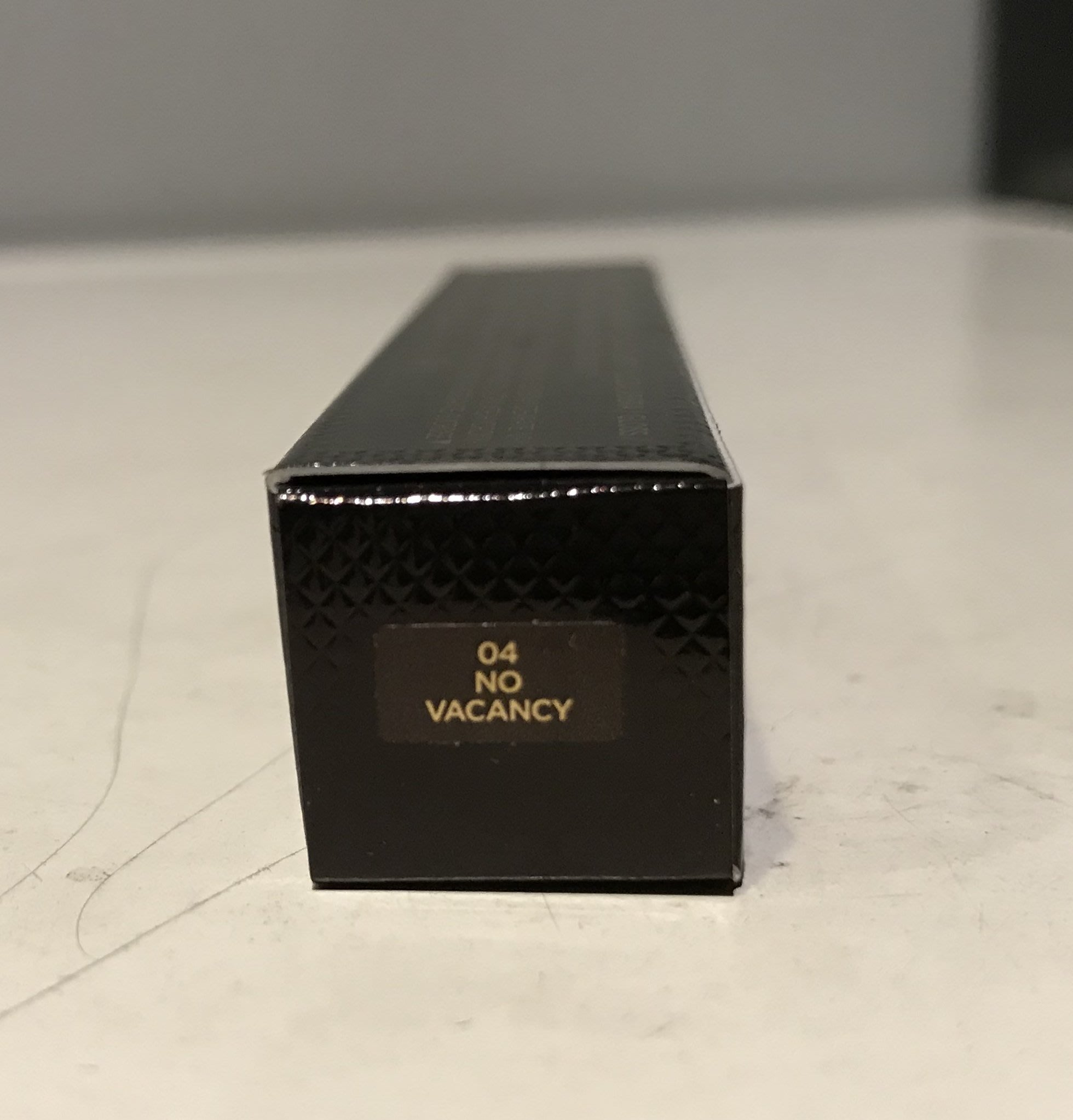 Tom Ford Patent Lip Lacquer #04 No Vacancy (2018春季上市)