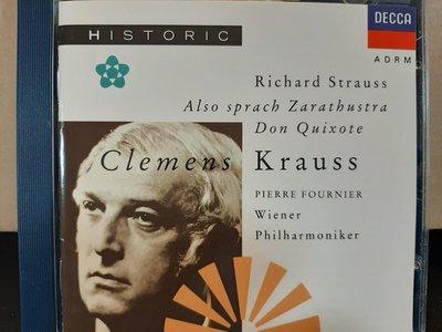 Krauss,R.Strauss-Also Sprach Zarathustra,Don Juan,克勞斯,理查·史特勞斯-查拉圖斯塔如是說,唐璜,英雄的生涯等