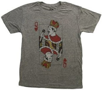 Freddie Mercury Queen T-Shirt 美國進口T恤 現貨+預購