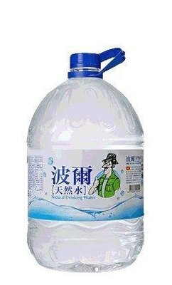 波爾天然水6L(2罐/箱)
