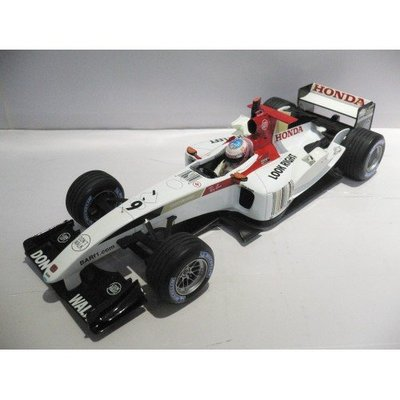 MINICHAMPS 1/18 BAR 006 Honda Jenson Button 2004 #9 (BUY)