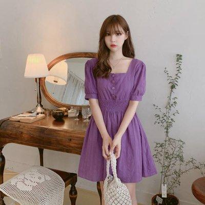 【ZEU'S】法式浪漫甜美收腰洋裝『 07119609 』【現+預】G