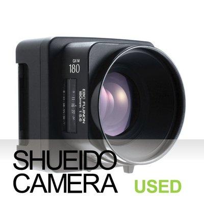 集英堂写真機【3個月保固】中古美品 / FUJI GX680 GX 680 GXM 180mm F5.6 鏡頭 9764