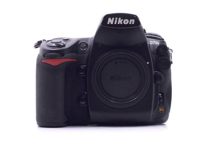 【台中青蘋果】Nikon D700 單機身 二手 單眼相機 快門次數約70232 #18377