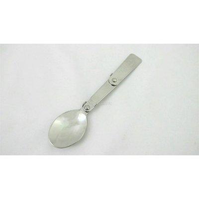 【綠心坊】PERFECT極緻#316不鏽鋼《折疊湯匙》 18-10不銹鋼湯匙/ 餐具 三截式摺疊湯匙、食物罐、悶燒罐可用