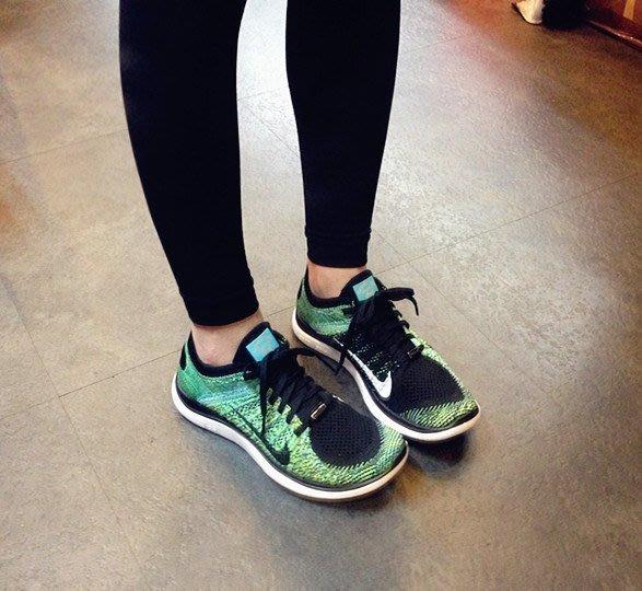 【美國鞋校】Nike Women & Free Flyknit 4.0 限量DC 半馬拉松 鳳凰配色 輕量 慢跑