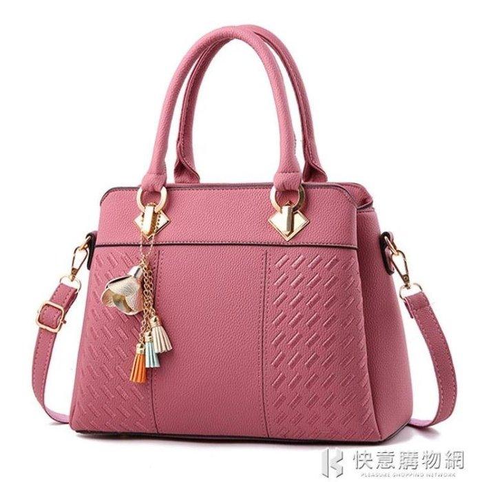 手提包女士包包新款大容量媽媽包單肩側背包中年女包