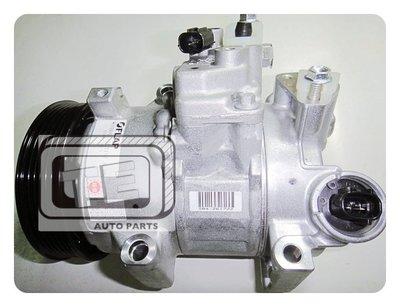【TE汽配通】TOYOTA 豐田 ALTIS WISH 2.0 冷氣 壓縮機 R134 雙開關 全新品 日本 DENSO