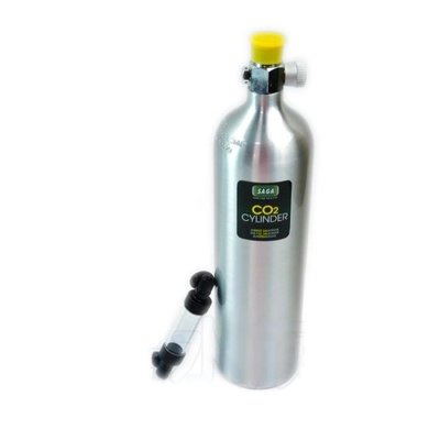 台灣SAGA台益-CO2鋁瓶套裝3件組1L(向上式) SG-A102-T