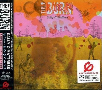 K - The 'Burn - Sally O'Mattress - 日版 +1BONUS - NEW