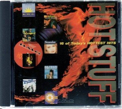 *2手 CD -- HOT STUFF // TAKE THAT,ROZALLA,,M PEOPLE...港版