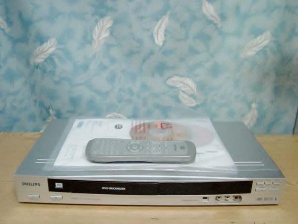 Y保固12個月【小劉二手家電】PHILIPS    DVD錄放影機,DVDR612型