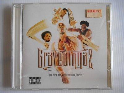 Gravediggaz - The Pick, The Sickle and the Shovel 進口美版