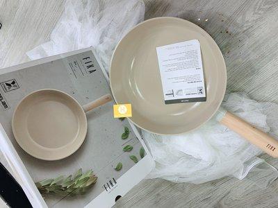 [現貨] 韓國直進 大廠 Neoflam Fika 牛奶鍋系列  26cm 平底炒鍋 IH 瓦斯爐 可使用
