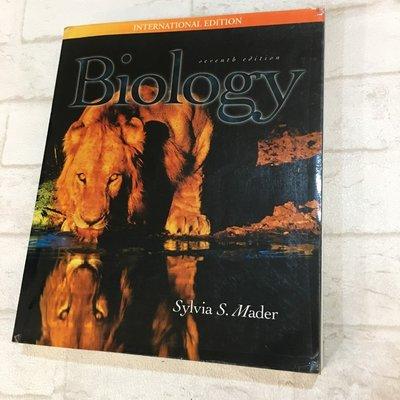 [二手書籍] Biology 英文版 生物學 精裝本 教科書 專科 大學用書 *舊愛二手*