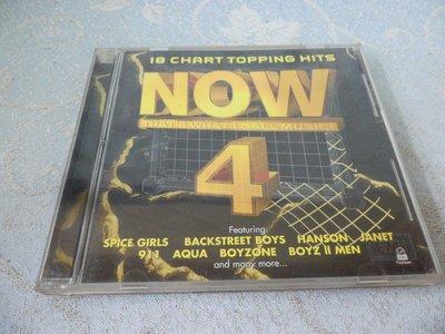 【金玉閣A-5】CD~NOW THAT'S WHAT I CALL MUSIC 4