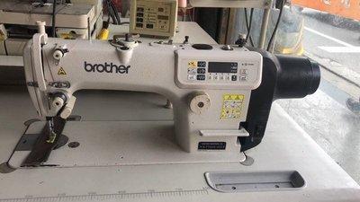 縫紉機電腦平車工業二手縫紉機全自動針車平縫機家用220V全套送配件