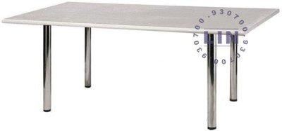 【品特優家具倉儲】◎P450-09會議桌方型會議桌3*6尺