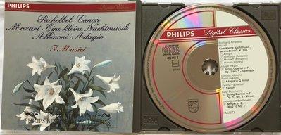 Philips Pachelbel Mozart Albinoni Pina Carmirelli Violin