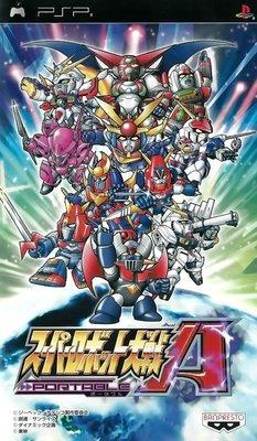 【二手遊戲】PSP 超級機器人大戰 A 攜帶版 SUPER ROBOT WARS A PORTABLE 日文版 台中恐龍
