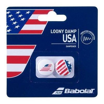 元豐東/東勢網球場~BABOLAT網球拍避震器Loony Damp USA美國國旗(兩入裝)東京奧運紀念版