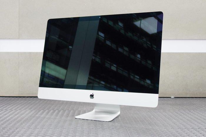 【台中青蘋果】iMac 27吋 5K i5 3.5G 8G 1TB 2014年末 二手 蘋果桌上型電腦 #29245