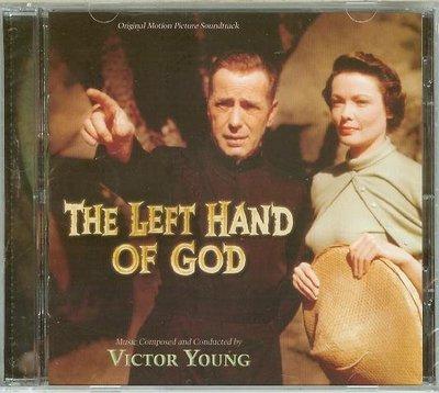 """[原聲帶]-""""Left Hand of God""""- Victor Young(02),全新美版,Limited"""