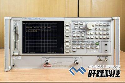 【阡鋒科技 專業二手儀器】安捷倫 Agilent 8753ET 300kHz-3GHz 網路分析儀