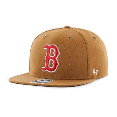 【血拼妞】47 BRAND BOSTON RED SOX CARHARTT X '47  紅襪 棒球帽 《預購》