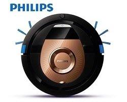 【全新含稅附發票】 PHILIPS 飛利浦 超薄型掃地機器人 (FC8776) 吸塵器