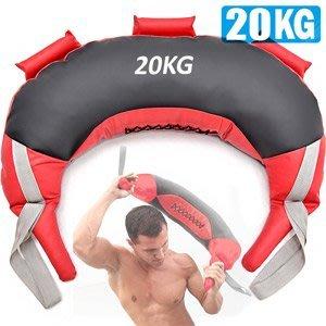 重力20公斤牛角包20KG保加利亞訓練袋Bulgarian Bag負重包健身袋抓舉甩包C109-5147G【推薦+】
