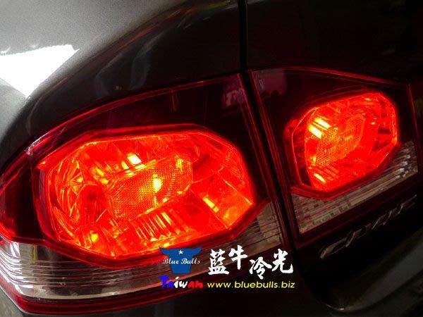 【藍牛冷光】7.5W 夭壽亮 大功率 流氓燈 LED 後霧燈 煞車燈 倒車燈 方向燈 T10 T20 1156 1157 7443
