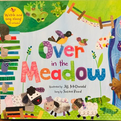 Over in the Meadow(書+VCD )