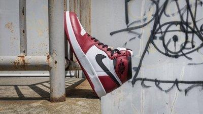(阿信)NIKE AIR JORDAN 1.5 30TH 經典 OG 芝加哥 白黑紅 公牛 籃球潮鞋 768861-601 新竹市