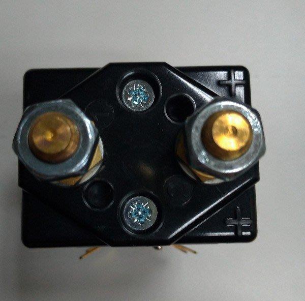 《軒廣》原裝 SW80 方形繼電器 24V 100A