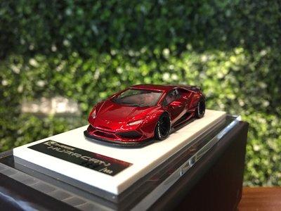 1/64 LB-WORKS Lamborghini Huracan Red【MGM】