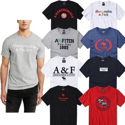 高品質 美式AF版型 經典款 純棉 男生必備款 小鹿 休閒短袖T恤 圖案短袖T恤 動物LOGO短袖T恤