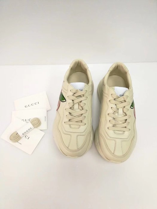 GUCCI 蘋果老爹鞋  尺寸36 36.5 37 37.5 38  $27500/雙