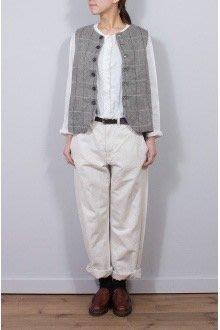 日本質感品牌 nest Robe 男孩感 直筒 休閒褲 日本製