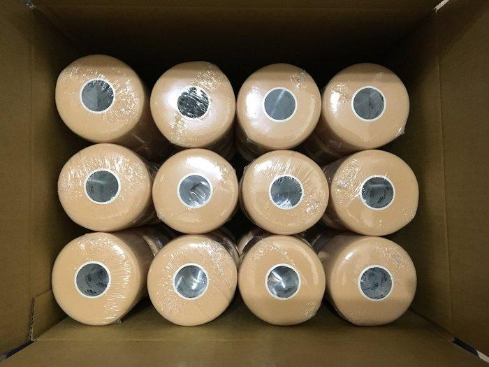 皮膚膜 箱裝48卷 白貼打底用 All-Rounded 皮膚膜 台灣自有品牌 -每卷單獨封膜 減震膜 握把布 緩衝膜
