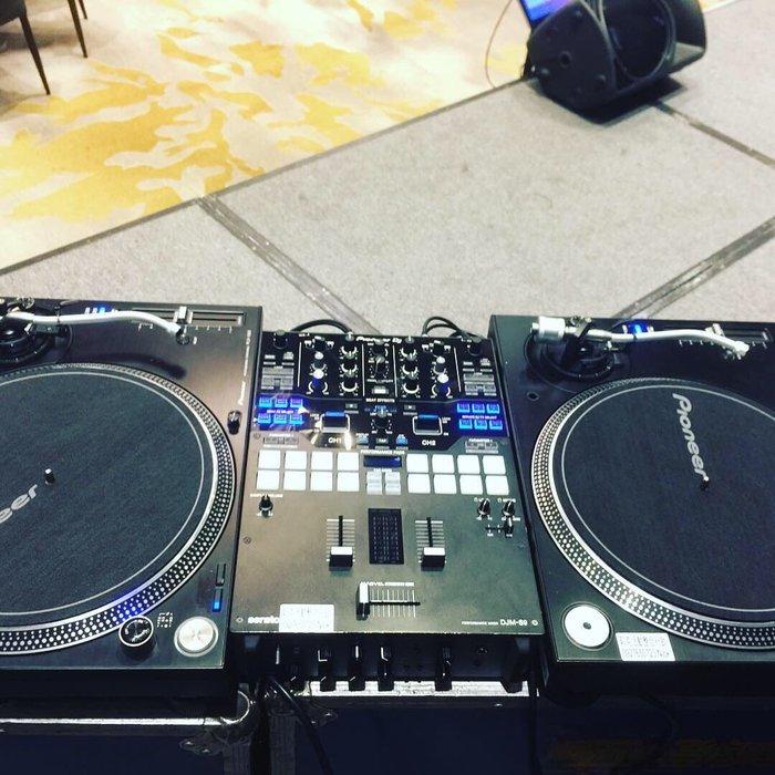 Pioneer DJM-S9出租、pioneer PLX-1000黑膠唱盤出租、邦克活動整合行銷DJ系統租賃